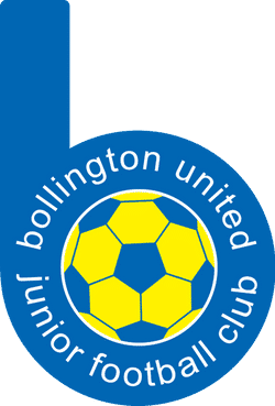 BOLLINGTON UNITED PYTHONS team badge