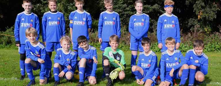 BOLLINGTON UNITED PYTHONS team photo