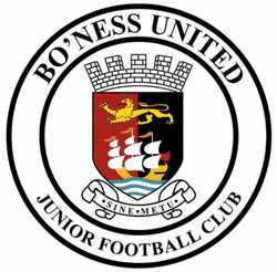 Bo'ness Utd JFC team badge