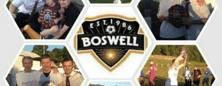 Boswell AFC team photo