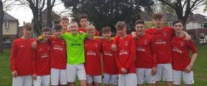 Bournemouth poppies U18s Boys