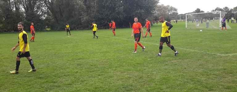 Bowood First team photo