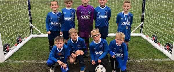 Match Report - HIGHCLIFFE HAWKS YOUTH U9 THUNDER - 24 Nov 2019