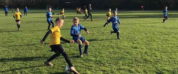 Match Report - BOURNEMOUTH SPORTS YOUTH U9 COLTS - 08 Dec 2019