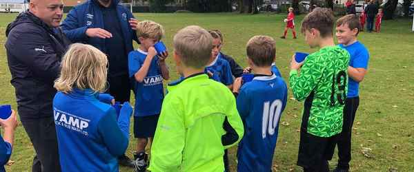 Match Report - BOURNEMOUTH YOUTH POPPIES U9 - 29 Sep 2019