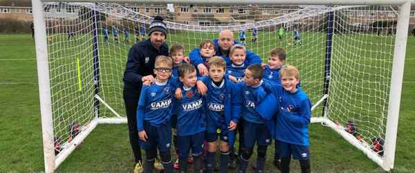 Match Report - BURTON YOUTH U9 - 05 Jan 2020