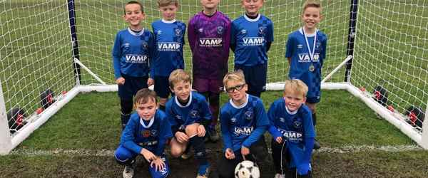 Match Report - HIGHCLIFFE HAWKS YOUTH U9 THUNDER - 24 Nov 2019