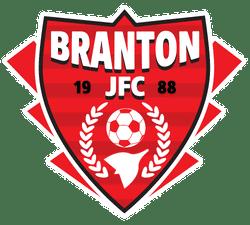 Branton FC U9 Blues team badge
