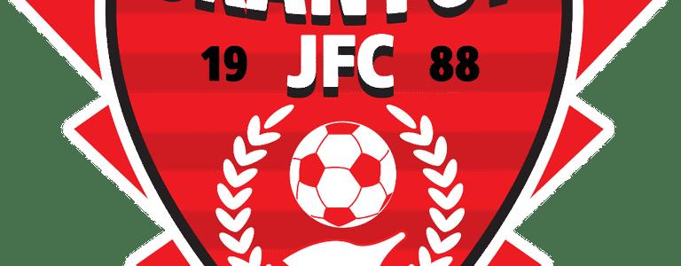 Branton FC U9 Blues team photo