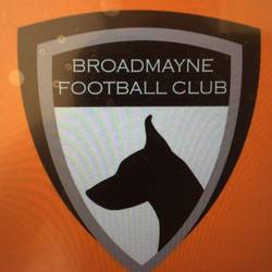 Broadmayne First team badge