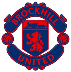 Brockhill United FC team badge