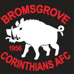 Bromsgrove Corinthians Firsts team badge