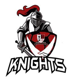 Broomfield U10's Knights team badge