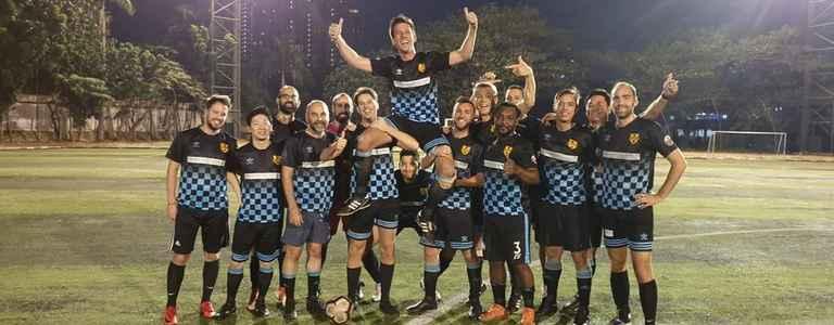 BUGILS FC team photo