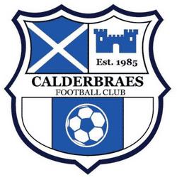 Calderbraes FC 2006 team badge