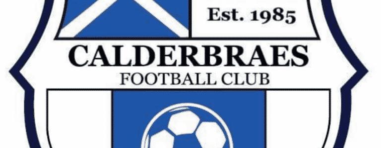 Calderbraes FC 2006 team photo