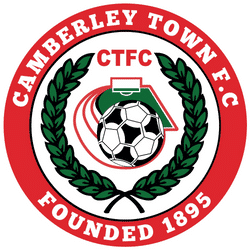 Camberley Town FC team badge