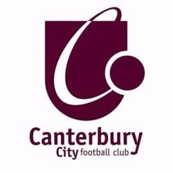 Canterbury City University team badge