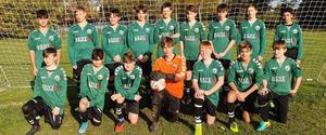 Canterbury Eagles U15's