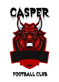 CASPER FOOTBALL CLUB team badge