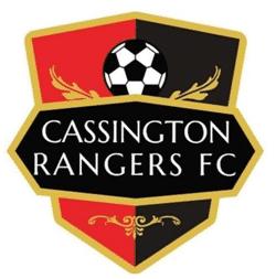 Cassington Rangers First team badge