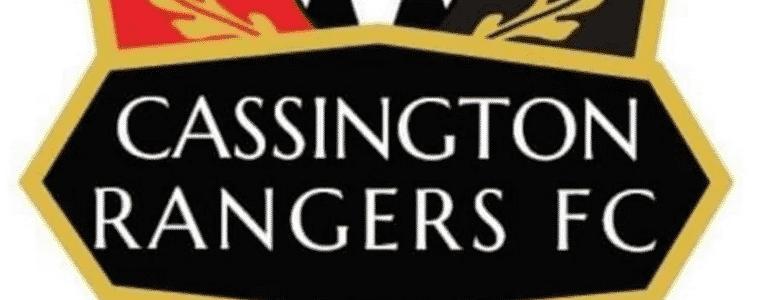 Cassington Rangers First team photo