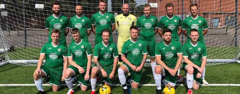Castlecroft Rangers F.C team photo
