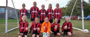 Catshill Girls U12