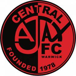 CENTRAL AJAX 11 team badge