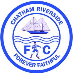 Chatham Riverside FC Under 12's team badge
