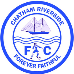 Chatham Riverside FC Under 14's team badge