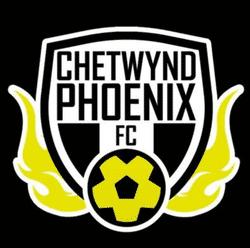 Chetwynd Phoenix FC team badge