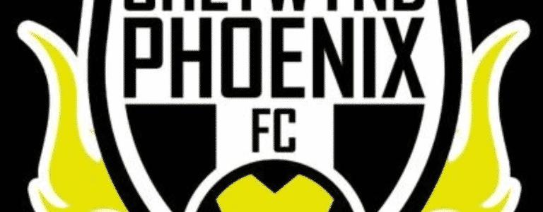 Chetwynd Phoenix FC team photo
