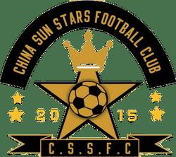 China Sunstars Football Club team badge