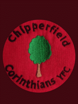 Chipperfield Corinthians U7 team badge