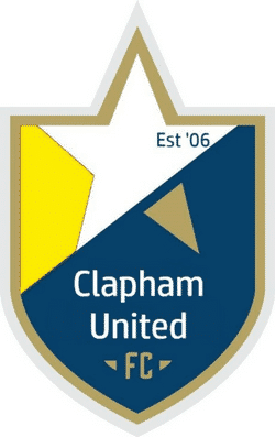 Clapham United WFC team badge