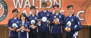 Claygate Royal Swans u15