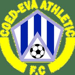 Coed Eva Athletic Girls FC team badge