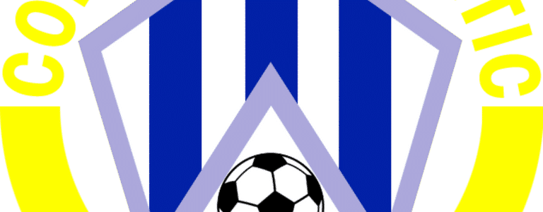 Coed Eva Athletic Girls FC team photo