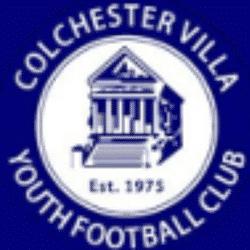 Colchester Villa U18 team badge
