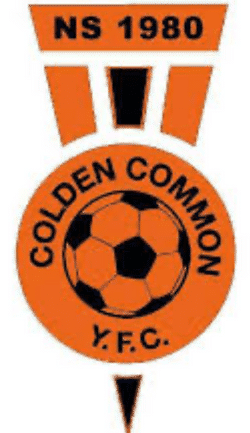 Colden Common Youth U14 Rangers team badge