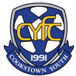 Cookstown Youth Colts team badge