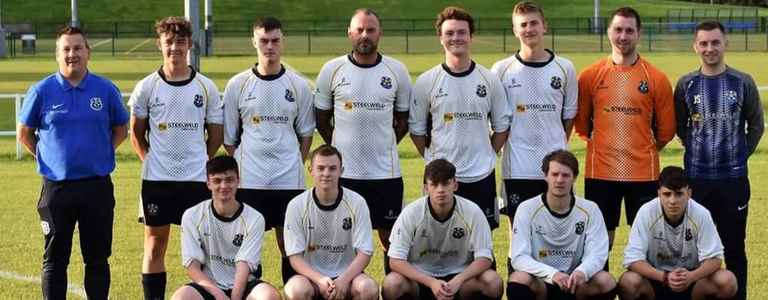 Cookstown Youth Colts team photo