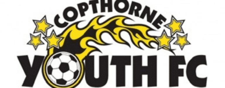 Copthorne Youth U9 team photo