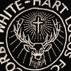 Corby White Hart Locos Reserves team badge