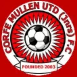 Corfe Mullen United Girls U13 team badge