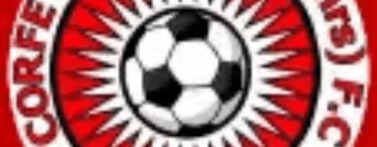 Corfe Mullen United Girls U13 team photo