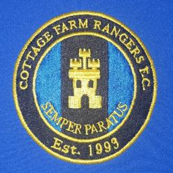 Cottage Farm Rangers U11 team badge