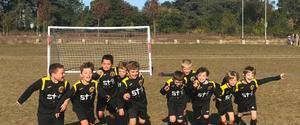 Cottenham United Colts U8 Black