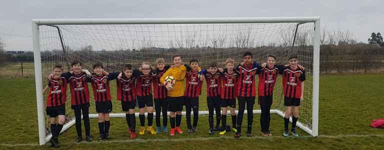 Cottenham Utd Colts U14 team photo